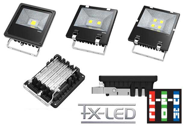 LED Fluter Bridgelux CREE